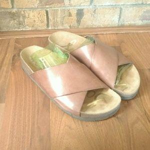 Sam Edelman adora brown sandal